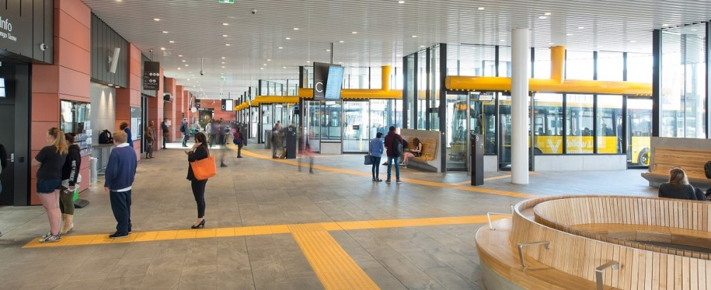 The Bus Interchange
