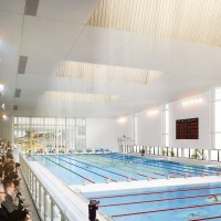 Artist impression - competition pool