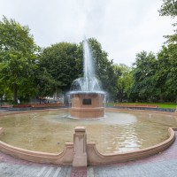 Bowker Fountain
