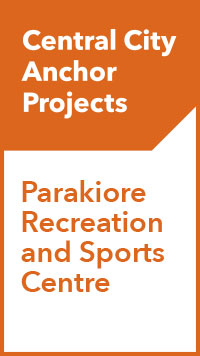 Parakiore Recreation and Sports Centre